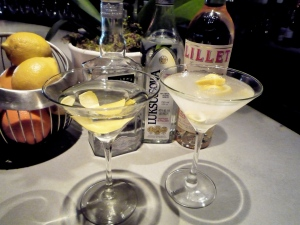Shake or Stir the Vesper