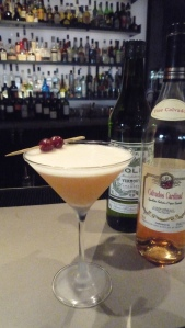 The Stadler and Waldorf Cocktail