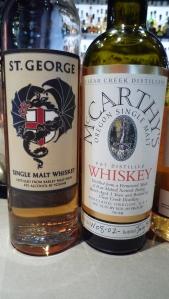 St George and McCarthy's Single Malt