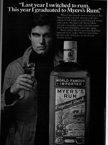 After Timothy Dalton beat him out for Bond; he drank Myer's til his pancreas burst.  This slow death took almost 2 hours.