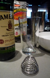 Actual Irish Whisky in Ifresh rish Cream, not too tall of an order is it?