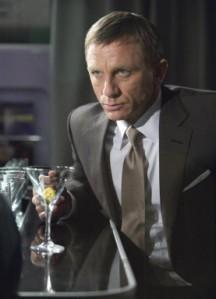 James Bond was a Gin Man