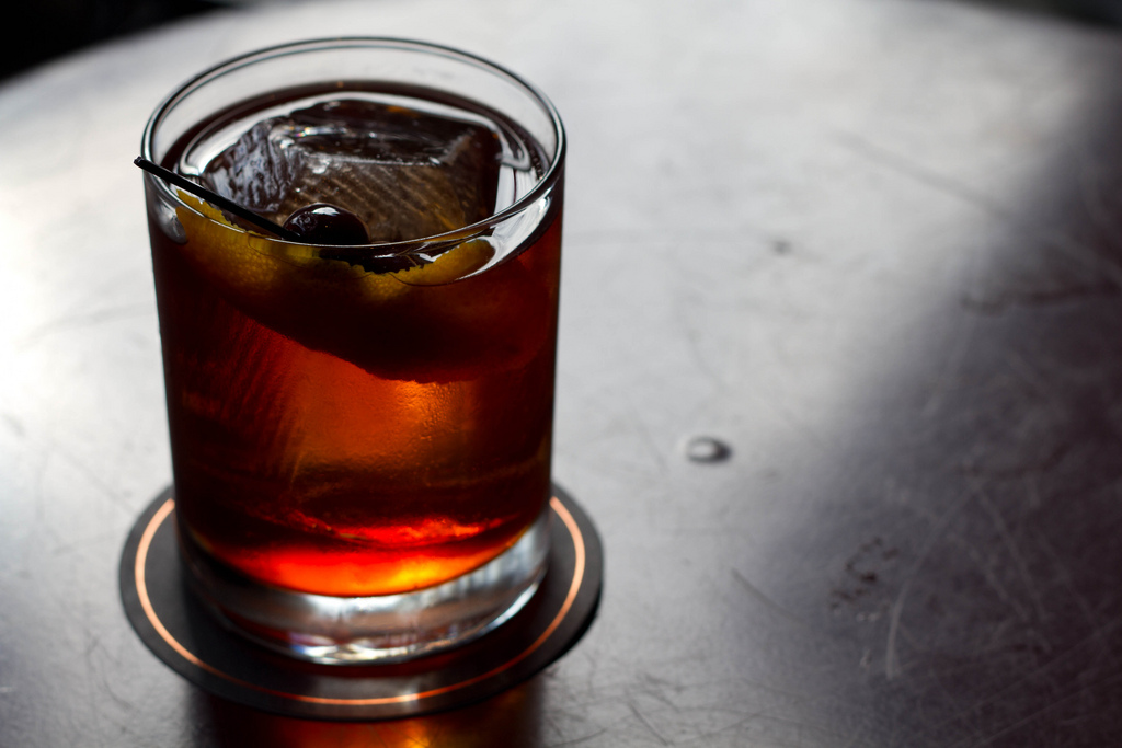Bartender Re-education: The Old Fashioned