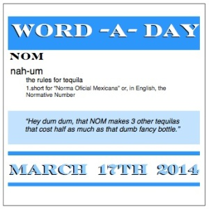 word a day NOM