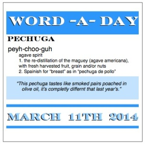 "When you say ""pechuga"" try to say it like Al Pacino would"