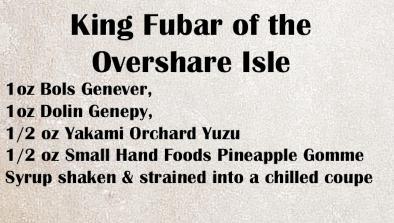 FUBAR menu 4