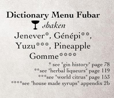 FUBAR menu 8